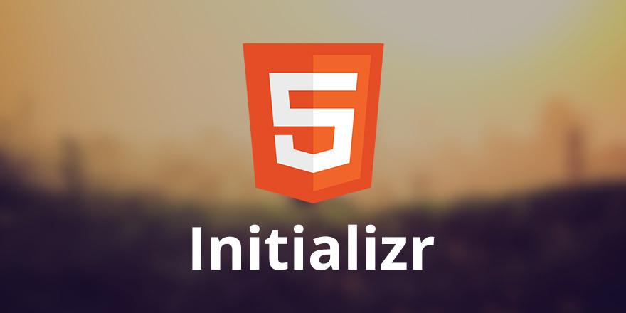 Inicia proyectos HTML5 mas rápido con Initializr